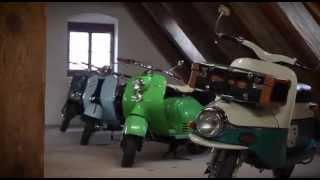 Zweirad-Ausstellung Neustrelitz