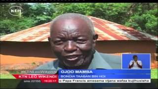 Mcheza Ndondi maarufu Thomas Ojoo Ongaro sasa ni mchochole baada ya kupoteza uwezo macho