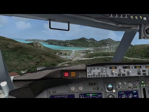 I'm trying to land big planes at...