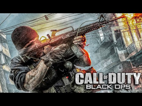 Bay of Pigs Invasion (CIA Operation to Terminate Castro) Call of Duty Black Ops - Part 1 - 4K