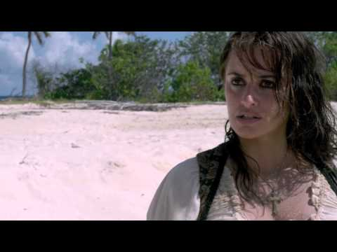 Jack Sparrow leaves Angelica on Desert Island   Pirates of the Caribbean: On Stranger Tides [HD]