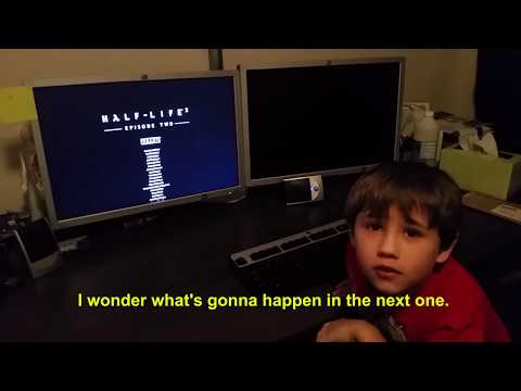 Poor kid finding out the hard way (r/halflife)