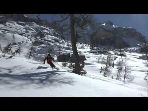 Freeride sulle Dolomiti di Brenta