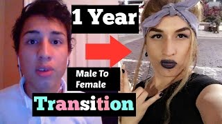 It's Crazy That's It's Been More Than A Year Not Only Transitioning But Also On YouTube.. I Love You Guys And Here's For More Years To Come....Hope You Enjoy..***************************************************If You Like this Video:Don't forget to Comment , Like & Subscribe.************************Go Check Out Day's Channel:https://youtu.be/A0NV24QPbfQ***************************************************Please Support My Journey Towards Getting My SRS(Sex Reassignment Surgery) & FFS (Face Feminization surgery)https://www.gofundme.com/ivyoneday*************************************************** Check Out My  Previous Video:https://youtu.be/FBKFlwVm9d4(LIFE UPDATE VIDEO)https://youtu.be/agMrzopHo90***************************************************Follow Me At My Social Media:Instagram:(@ivyoneday)Snapchat:(@ivyoneday)Twitter:(@ivyoneday)*************************************************** You Can Also Email Me Questions Or If You Need Advice At...Email: Askivyoneday@gmail.comIf You Want To Check Out My Hormone Updates I have a Playlist With All of My Update videos There.****************************************************Music:Provided By NoCopyrightSoundsAlan Walker -Fade(NCS Release) http://youtu.be/bM7SZ5SBzyYAnikdote-Turn It Up(NCS Release)https://youtu.be/S6RWY8OYwbkJo Cohen Sex Whales- We Are https://youtu.be/C6IaUMAg3DcThank you .