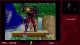 Alvin Combo Video
