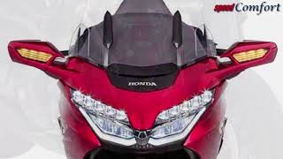 10. All-New 2018 Honda Gold Wing & F6B Changes