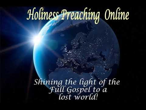 Sermon: Trinity - Lesson 1 - Brief History of Oneness Movement  / Minister:  David Lamb