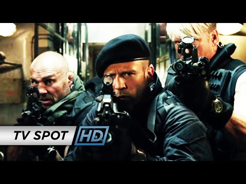 The Expendables 3 TV Spot 'Explosive Summer'