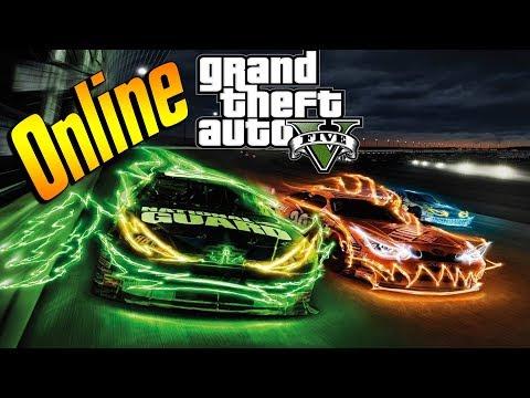 EFSANE YARIŞ (GTA 5 Online Yarış)
