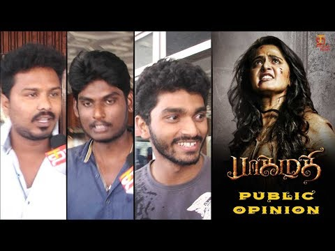 Bhaagamathie Tamil Movie Public Opinion | Anushka | Unni Mukundan | G Ashok | Thamizh Padam
