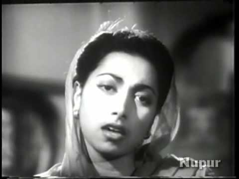Video Beech Bhanwar Mein - Munawar Sultana - Shyam Kumar - Dard Movie Songs - Suraiya download in MP3, 3GP, MP4, WEBM, AVI, FLV January 2017