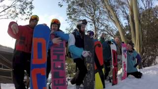 Falls Creek Australia  City pictures : Falls Creek 2015 Souns of ta-mountain, Australian snowboarding