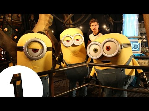 Radio 1's Doctor Who/Minions Parody