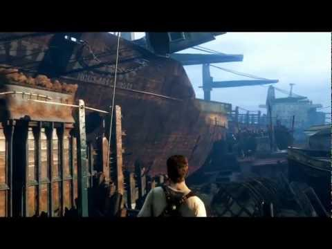 gotReview: видеообзор Uncharted 3: Drake's Deception