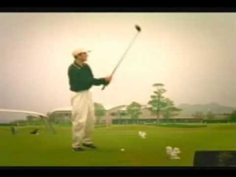 extremely funny golf swing !!!! must see