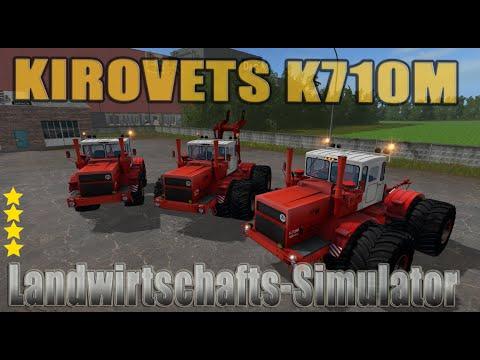 Kirovets K710M v1.0.0.0
