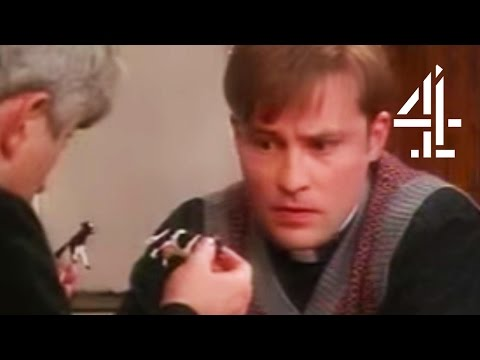 Cows: Small Or Far Away? | Father Ted