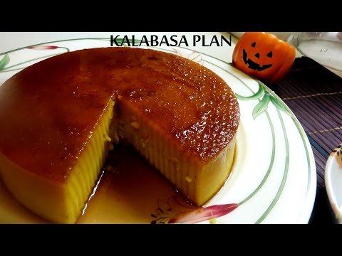 Kalabasa Leche Flan/Luweeh's Kitchen