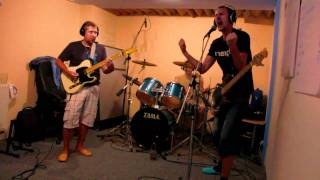 Video Písnička kašlací - live