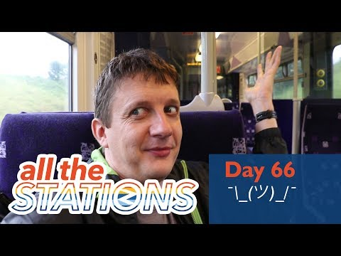 It's Called Manchester Air - Episode 35, Day 66 - Chester To Liverpool