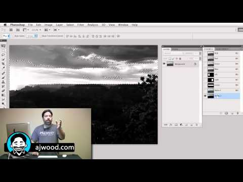 ajwood - I Create Content #42. Visit http://ajwood.com for more details on this tutorial. In Part 3 of this series, A.J. breaks down the detailed technique for creati...