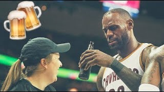 Video NBA Fan / Player Interactions MP3, 3GP, MP4, WEBM, AVI, FLV Mei 2019