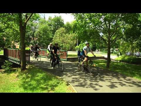 Cyklotoulky Sokolov a Statek Bernard видео