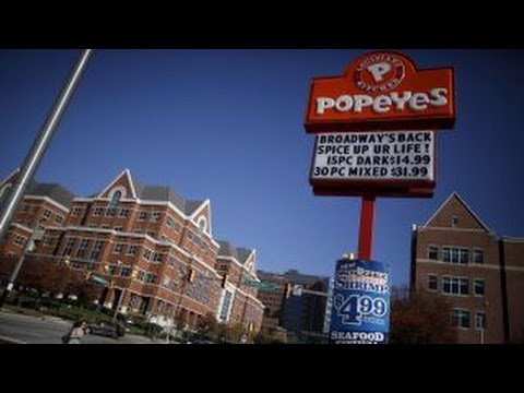 Video: Popeyes CEO on $15 Minimum Wage: Something's Got to Give