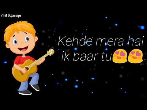 Video Phir mujhe dil se pukar tu || Romantic WhatsApp status||Lyrics|| download in MP3, 3GP, MP4, WEBM, AVI, FLV January 2017