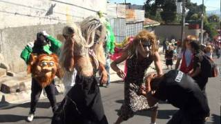 Desfile De Correo En Cuscatancingo
