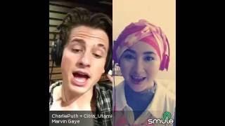 Video Marvin Gaye - Charlie Puth ft. Citra Utami MP3, 3GP, MP4, WEBM, AVI, FLV Desember 2018