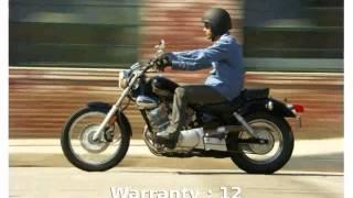 5. 2012 Yamaha V Star 250 -  Specs Details