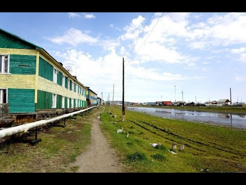 Verkhoyansk Siberia's Pole of Cold - Around The World (видео)