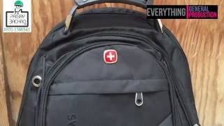 Buy the Swiss Gear bag at http://paisaybachao.pk/swiss-gear-backpack-100-original.html www.paisaybachao.pk Cash On ...
