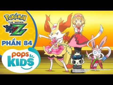 Hoạt Hình Pokémon S19 XYZ - Tổng Hợp Các Trận Chiến Pokémon Tại Giải Liên Đoàn KaLos Phần 84 - Thời lượng: 1:02:51.