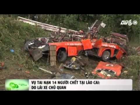 Vụ tai nạn 14 người chết tại Lào Cai: Do lái xe chủ quan