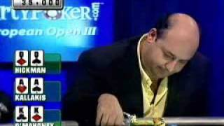 Crazy Poker Hands AA Vs QQ Vs KK