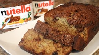 "♡ Un rico y delicioso pan de banana con Nutella y chispitas de chocolate. Irresistible y muy fácil de preparar.♡ A tasty & delicious Nutella chocolate chip banana bread. Irresistible & super easy to make.Ep.162****************************************­*********************¿Té gustó la recta? Did you enjoyed this recipe?Si te gusta la receta dale a ""ME GUSTA"" y comparte el enlace 😃If you like this recipe hit the ""LIKE"" button and share the link 😃****************************************­*********************➜ Quieres ver más  Want to see more:■ Recetas de postres  Dessert recipes:►►http://bit.ly/2cEvjyB◄◄■ Pan de GuineoBanana Bread: http://bit.ly/2knrDVs■ Bizcocho de GuineoBanana Cake: http://bit.ly/2r696gt▬▬▬▬▬▬▬▬▬▬▬▬▬▬▬▬▬▬▬▬▬▬▬▬▬►►Suscríbete aquí, es gratis!!  http://bit.ly/2awZ4C7◄◄►►Subscribe here, it's free!! http://bit.ly/2awZ4C7◄◄➜ Dónde más me puedes encontrar?! ➜ Where else can you find me?!■ MI BLOGGOOGLE: http://bit.ly/2dohyDD■ FACEBOOK: http://bit.ly/2cYS0x0■ INSTAGRAM: http://bit.ly/2da8n7w■ PINTEREST: http://bit.ly/2cOOiTj ■ SNAPCHAT: Anasnaps26****************************************­*********************►►Ingredientes  Ingredients◄◄1 1/2 taza harina de todo uso  1 1/2 cups all purpose flour3/4 cdta. sal  3/4 tsp. salt1/2 cdta. bicarbonato de sodio  1/2 tsp. baking soda1/4 cdta. levadura en polvo  1/4 tsp. baking powder2/3 taza azúcar  2/3 cups granulated white sugar3-4 guineos maduros  3-4 bananas, ripe2 huevos  2 eggs5 cdas. mantequilla sin sal  5 tbsp. butter1 cdta. extracto de vainilla  1 tsp.vanilla extract1/2 taza de chispitas de chocolate  1/2 cup chocolate chips1/3 taza de Nutella  1/3 cup NutellaOpcional  Optional:pizca de canela en polvo  pinch of ground cinnamonMuchas gracias por su apoyo, los amo!!Thank you for your support, love you all!!▬▬▬▬▬▬▬▬▬▬▬▬▬▬▬▬▬▬▬▬▬▬▬▬▬Music:Italian Afternoon by Twin Musicom is licensed under a Creative Commons Attribution license (https://creativecommons.org/licenses/by/4.0/)Artist: http://www.twinmusicom.org/"