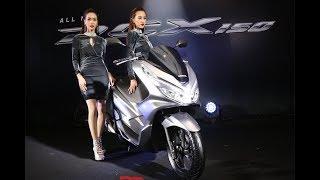 3. New 2019 Honda PCX150 Announced | Motorcycle-Sport!