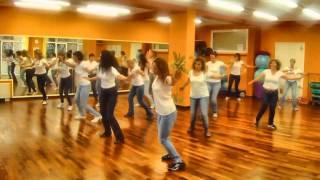 ZORBA'S DANCE SIRTAKI MIKIS THEODORAKIS COREO BY DANA