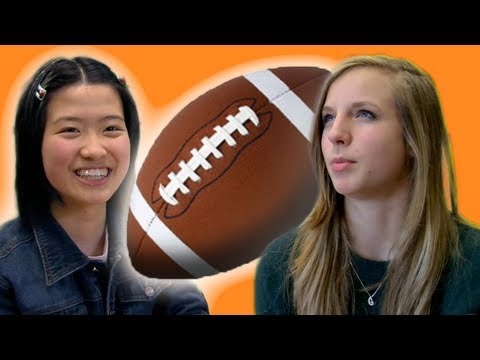 british - We tested the knowledge of ten British students on the subject of a game that most of them knew barely anything about: American Football. Looking at the Supe...