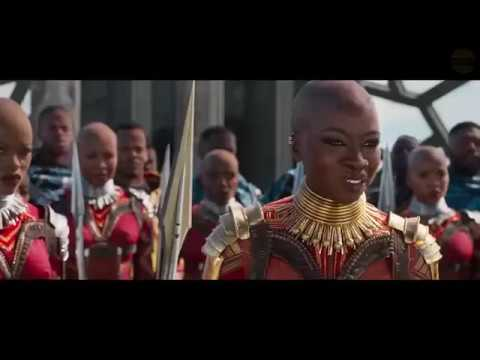 BLACK PANTHER NEW MOVIE 2018 HD