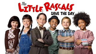 The Little Rascals Save the Day Trailer - Own it Now on Blu-ray, DVD & Digital HD!