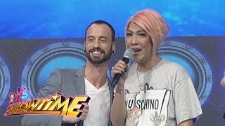 "Video It's Showtime: David Mofatt to Vice: ""Charot!"" MP3, 3GP, MP4, WEBM, AVI, FLV Januari 2018"