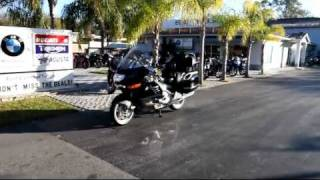 3. 2009 BMW K1200 LT BLACK