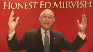 Honest Ed Mirvish