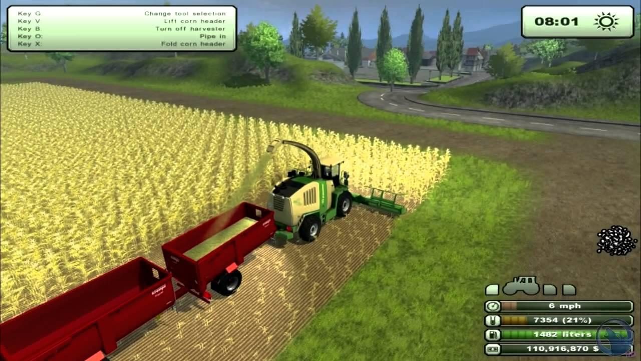Как вернуть технику на ферму фермер симулятор 2018