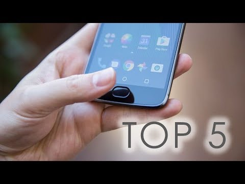 Top 5:  Best Budget Phones Under $200! (2017)