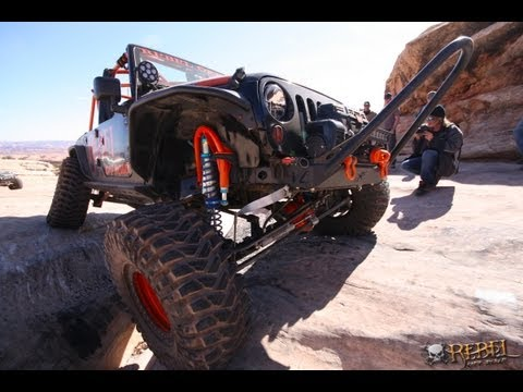 MOAB - If you are going to take your Jeep out of the garage once this year, Easter Jeep Safari better be your destination! The Safari is a bit earlier and colder th...