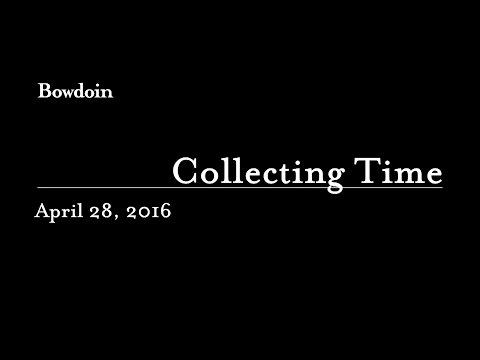 """Collecting Time"" by Jon Ippolito and Richard Rinehart"
